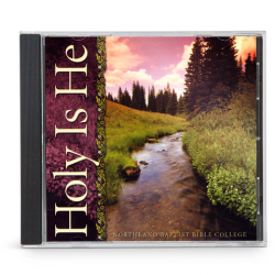 Holy Is He (CD)