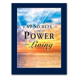 49 Secrets of Power for Living