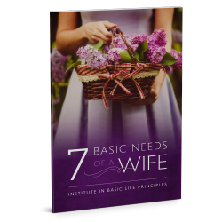 Seven Basic Needs of a Wife