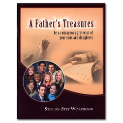 A Father's Treasures Workbook