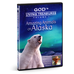 Amazing Animals of Alaska (DVD)