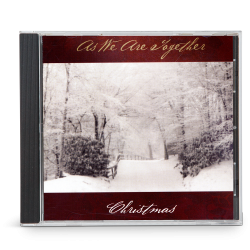 As We Are Together: Christmas (CD)