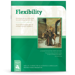 Biblical Character Illustrated Curriculum: Flexibility