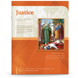 Biblical Character Illustrated Curriculum: Justice