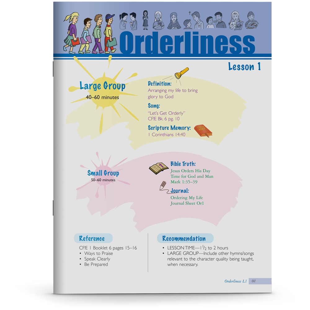 Iblp Online Store Biblical Foundations Of Character Set