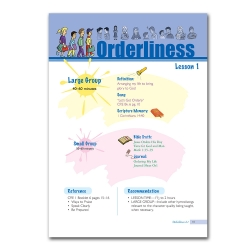 Biblical Foundation of Character - Orderliness