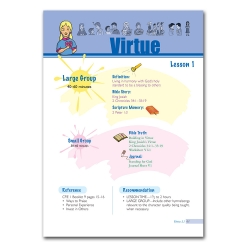 Biblical Foundation of Character - Virtue