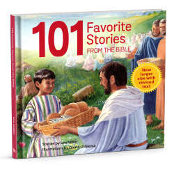 101 Bible Stories for Kids