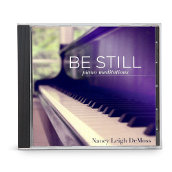 Be Still: Piano Meditations (CD)
