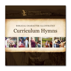 Biblical Character Illustrated Curriculum Hymns (CD)