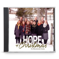 Hope of Christmas (CD)