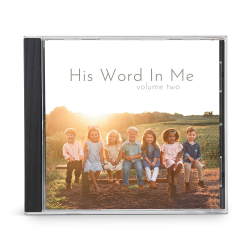 His Word In Me, Vol. 2 (CD)