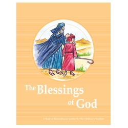 The Blessings of God (Student's Book of Remembrance)