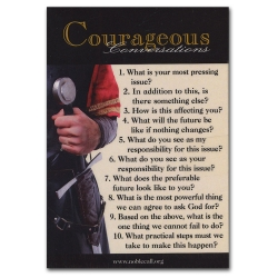 Courageous Conversation Pocket Cards
