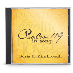 Psalm 119 in Song (CD)