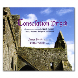 Consolation Prized (CD)