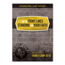 Family Camp 2015 DVD Set
