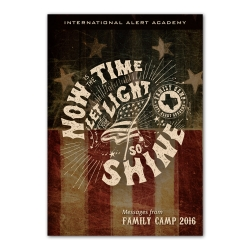 Family Camp 2016 DVD Set
