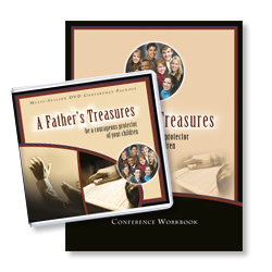 A Father's Treasures Conference Package