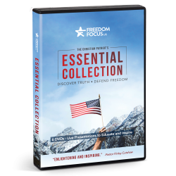 Christian Patriot's Essential DVD Collection