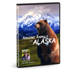 Amazing Animals of Alaska, Vol. 2 (DVD)