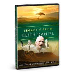 Legacy of Faith: Keith Daniel