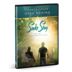 Legacy of Faith: Otto Koning - The Snake Story, Part 2