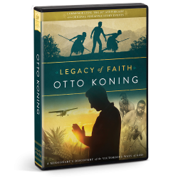 Legacy of Faith: Otto Koning