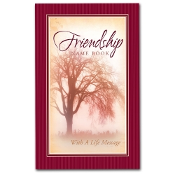 The Friendship Name Booklet