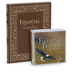 Financial Freedom Seminar Set