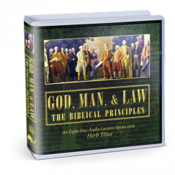 God, Man, & Law Lecture Series