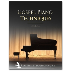 Gospel Piano Techniques - Music Book