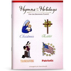 Hymns for the Holidays for Beginner