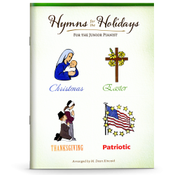 Hymns for the Holidays for Junior