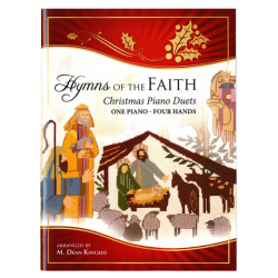 Hymns of the Faith - Christmas Piano Duets