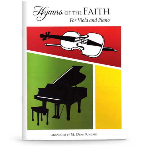 Hymns of the Faith for Viola and Piano