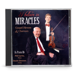 I Believe in Miracles (CD)