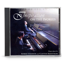 Inspiration on the Ivories (CD)