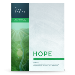 The Life Series: Hope Workbook