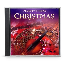 Majesty Strings Christmas (CD)