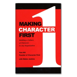 Making Character First