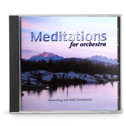Meditations for Orchestra, Vol. I (CD)