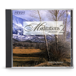 Meditations for Orchestra, Vol. II (CD)