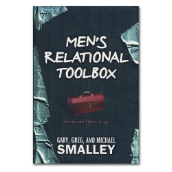 Men's Relational Toolbox - Softcover
