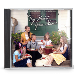 My Heart, Your Home (CD)
