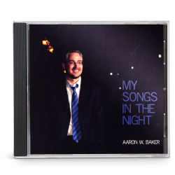 My Songs in the Night (CD)