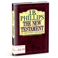 The New Testament in Modern English (Hardcover)