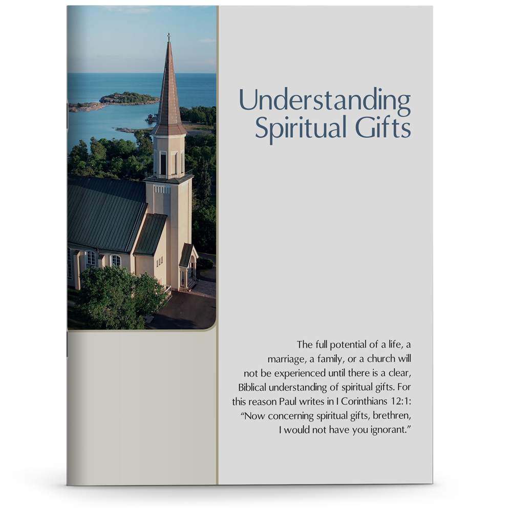 Workbooks spiritual gifts workbook : IBLP Online Store: Understanding Spiritual Gifts
