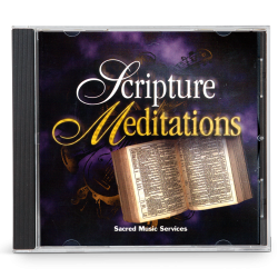 Scripture Meditations Vol. 1 (CD)