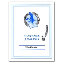 Sentence Analysis Workbook